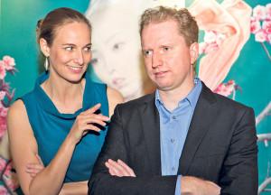 Eva Patricia Dietrich und Jan Opderbeck in den Hauptrollen. (Bild: zvg)
