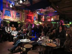 Jazz-Jam in Altnau. (Bild: zvg)