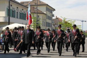 Die Parade findet bereits zum vierten Mal statt. (Bild: zvg)