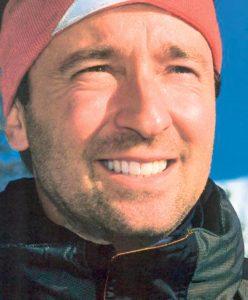 Alan Wicki, der ehemalige Schweizermeister im Skeleton . (Bild: zvg)