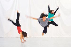 Im Tanz gibt es keine Grenzen: die Tanzform Konstanz. (Bild: zvg)