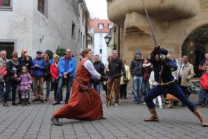 Mittelalter live erleben in Konstanz. (Bild: Hegauritter)