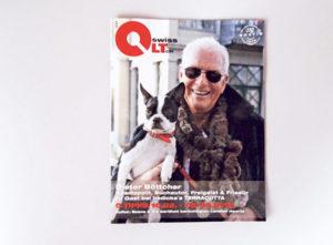 """Magazin """"qlt"""". (Bild: zvg)"""