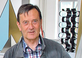 Kurator Richard Tisserand. (Bild: zvg)