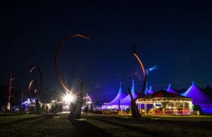 Zuschauermagnet Zeltfestival. (Bild: zvg)