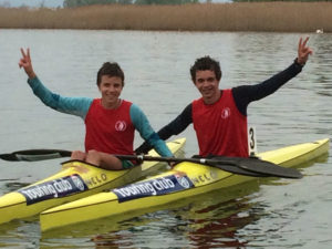Ilja (links) und Milan Piltan. (Bild: zvg)