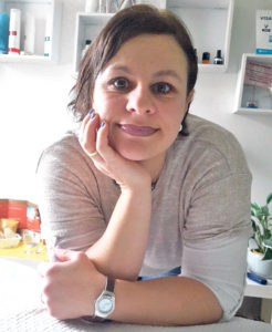 Therapeutin Sandra Züllig. (Bild: zvg)