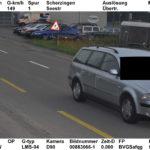 Der 36-jährige Mazedonier war innerorts mit 149 km/h unterwegs. (Bild: Kantonspolizei Thurgau)