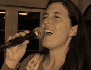 Sängerin Zugilgen. (Bild: zvg)