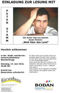 Flyer-Lesung-Peter-Stamm-20