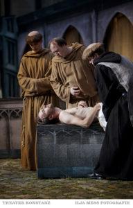 Mord im Kloster. (Bild: zvg)