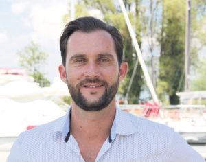Mariano Grosso heisst der neue Hafenmeister des Bootshafens Seegarten in Kreuzlingen. Er tritt seine Stelle am 1. Oktober 2016 an.(Bild: zvg)
