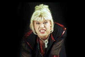 DIe Gräfin ist ein Comedy-Schwergewicht. (Bild: zvg)
