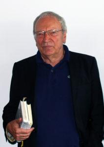 Der Schriftsteller Uwe Timm. (Bild: vf)