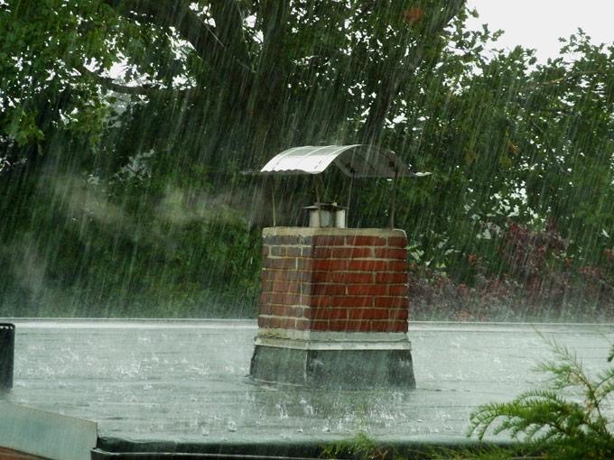 Starker Regen. (Bild: Lupo/pixelio.de)