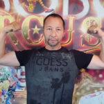 Promi DJ Bobo kämpft auf Kreuzlinger Seite. (Bild: zdf.de)