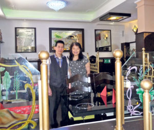 Das Restaurant ist nach dem Heimatort der Besitzerin Li Siu Fun (rechts) und Tong Fun  (links) benannt. (Bild: zvg)