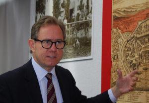 Tobias Engelsing über Lage, Status und Geschichte des Tägermoos. (Bilder: zvg)