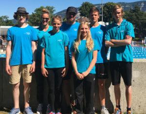 Das SCK-Team. (Bild: zvg)
