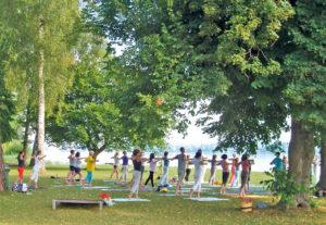 Der Sommertipp für erholsame Ferien zuhause. (Bild: zvg)