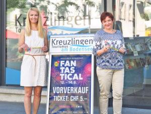 Tickets im Vorverkauf für fünf Franken. (Bild: zvg)