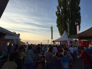 1. August-Feier in Ermatingen (Bild: zvg)