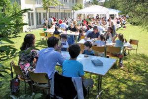 Der letztjährigen Familensonntag konnte die Pfarrei St. Stefan über 400 Gäste begrüssen. (Bild: zvg)