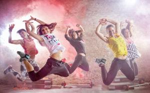 Tanzen bedeutet motivieren, begeistern und fördern. (Bild: zvg)
