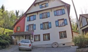 Die Alte Mühle dient nun schon seit 50 Jahren als Pfadiheim. (Bild: zvg)