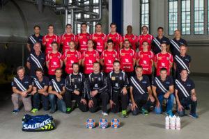 Am Samstag spielen die Pfadi Winterthur gegen den HBW Balingen/Weilstetten. (Bild: http://www.pfadi-winterthur.ch)