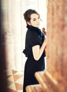 Alina Pogostkina. (Bild: zvg)