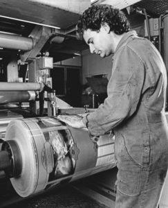 Italienischer Arbeiter. (Bild: zvg)