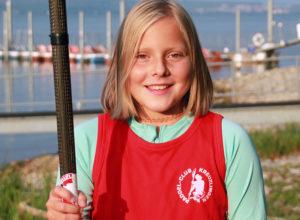 Die Goldmedaillen-Gewinnerin Muriel Dörsing. (Bild: zvg)