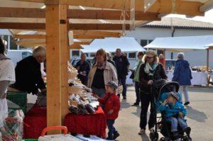Der nächste Ermatinger Buuremarkt findet am 24. September statt. (Bild: zvg)