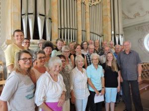Der Kirchenchor Ermatingen gibt am 18. September ein Konzert mit dem Namen «Wie der Hirsch schreit …». (Bild: zvg)