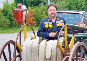 Bruno Lorenzato war acht Jahre lang Feuerwehrkommandant von Salenstein. (Bild: archiv)