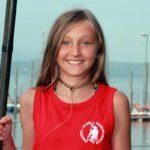 Auch Samantha Weber konnte für das Schweizer Team punkten. (Bild: zvg)