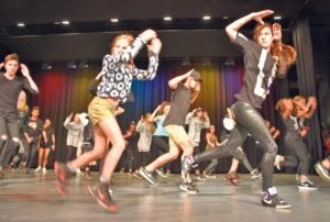 Alt und Jung tanzten auf der Veranstaltung «Thurgau tanzt». (Bild: zvg)