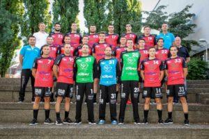 HSC Team Herren 1. (Bild: zvg)