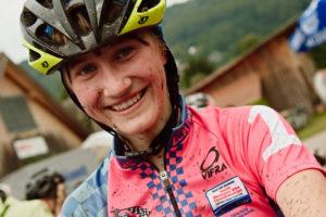 Die glückliche Siegerin Vera Schmid. (Bild: zvg)