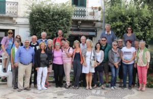 Für diese Gruppe gab es das Dolce Vita in Italien. (Bild: zvg)