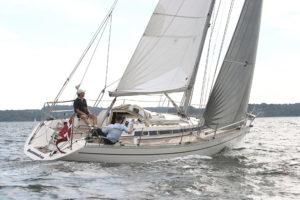 Eine Yacht des dänischen Herstellers Faurby ist ein imposantes Boot. (Bild: Faurby.dk)