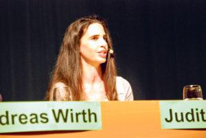 SVP-Gemeinderätin Judith Ricklin begrüsst den Lehrplan 21.(Bild: sb)