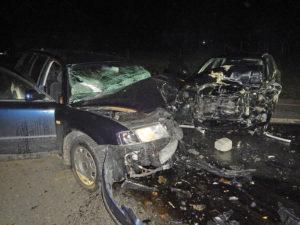 Bei der Frontalkollision wurden beide Autofahrer verletzt. (Bild: Kantonspolizei Thurgau)