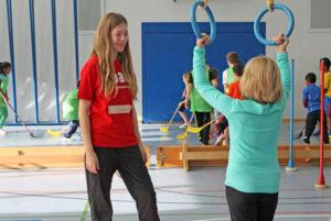 Jugendliche sollen bereits Leitertätigkeiten in Sportvereinen übernehmen können. (Bild: IDK)