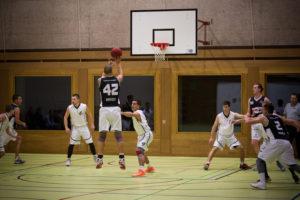 Das Spiel fand in der Seminarturnhalle statt. (Bild: zvg)