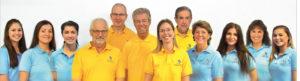 Das Team der HTC Zahnklinik. (Bild: zvg)