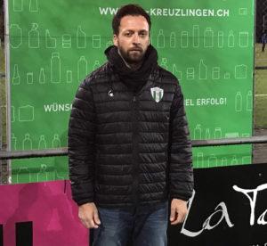 Der neue Trainer Kürsat Ortancioglu. (Bild: zvg)