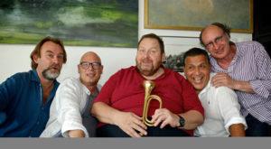 Ottfried Fischer und Band. (Bild: Roy Coaster)