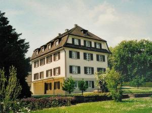 Das Priesterhaus Bernrain. (Bild: zvg)